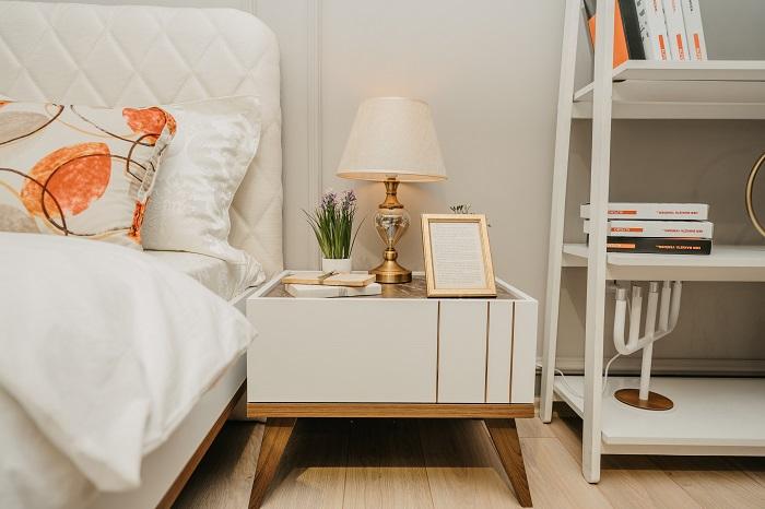 Как создать интерьер маленькой спальни(особенности дизайна).